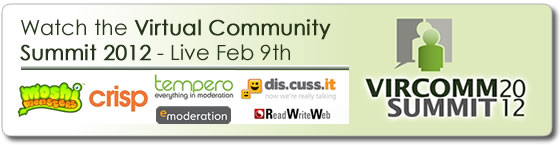 The Virtual Community Summit London