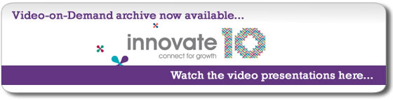 Innovate 10 conference webcast - Technology Strategy Board